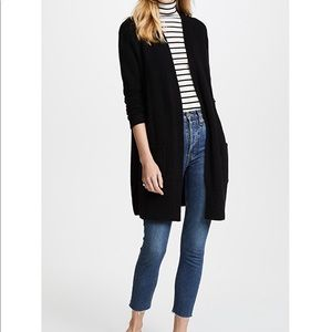 Madewell walker cardigan sz small